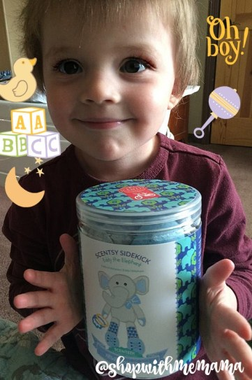 Scentsy Sidekicks Make A Perfect Gift For Baby