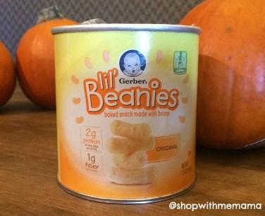 Gerber® Lil' Beanies Snacks