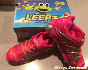 Check Out The New Stride Rite Leepz And Phibian Sneakers