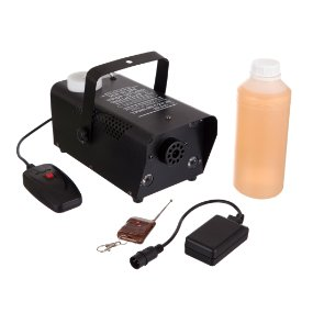 Check Out The RockJam Fog Machine Halloween SuperKit