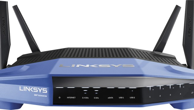 Linksys WRT3200ACM Wi-Fi Router Available At Best Buy