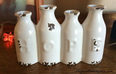 old fashioned milk bottles hope