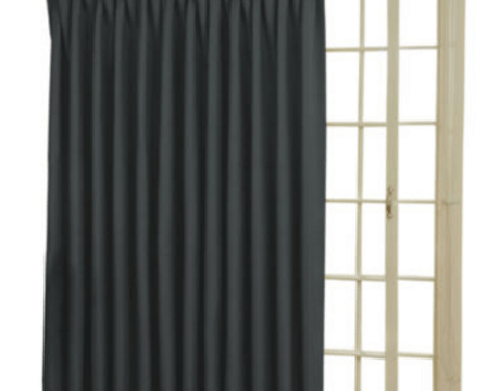 Eclipse Curtains Manage Light And Reduce Noise