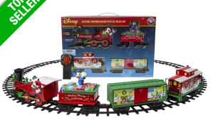 Lionel Mickey Mouse Disney Ready to Play Train Set!