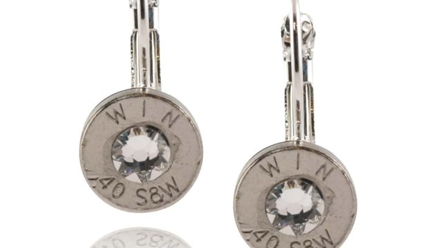 I Never Thought I Would Wear Bullets For Earrings!