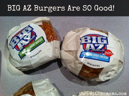 BIG AZ Sandwiches & Garden Of Eatin'