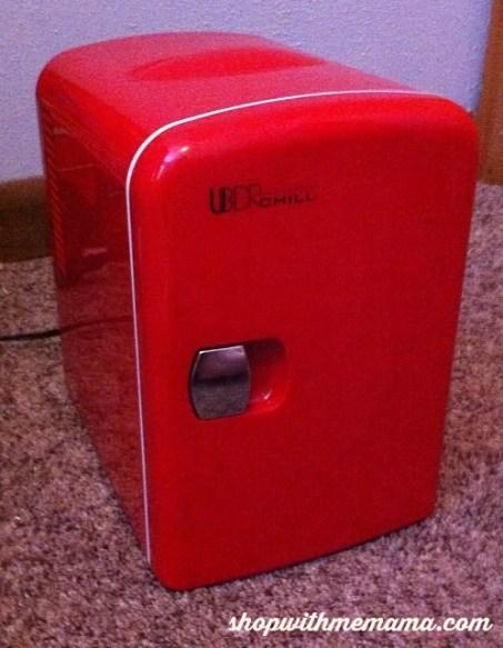 UBER APPLIANCE mini fridge