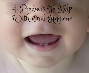 4 Products to help with oral hygiene