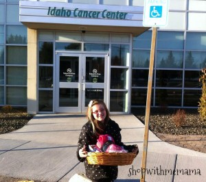 Spread Kindness To Cancer Patients
