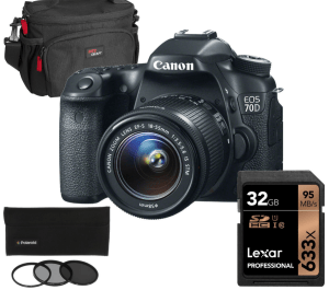 Camera Gear Guide To Make Shopping For Cameras Easier