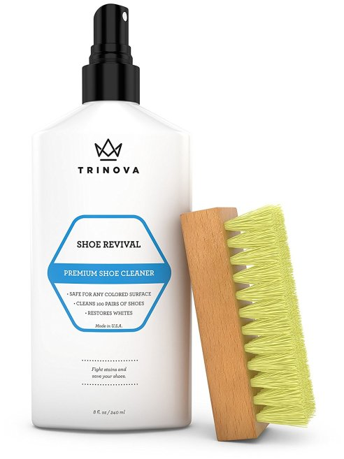 TriNova shoe cleaner