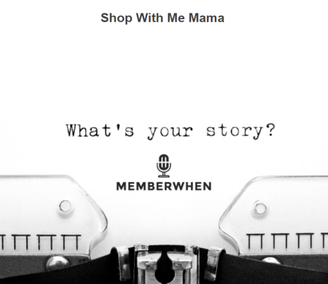 MemberWhen Audio Storytelling, What Is YOUR Story?