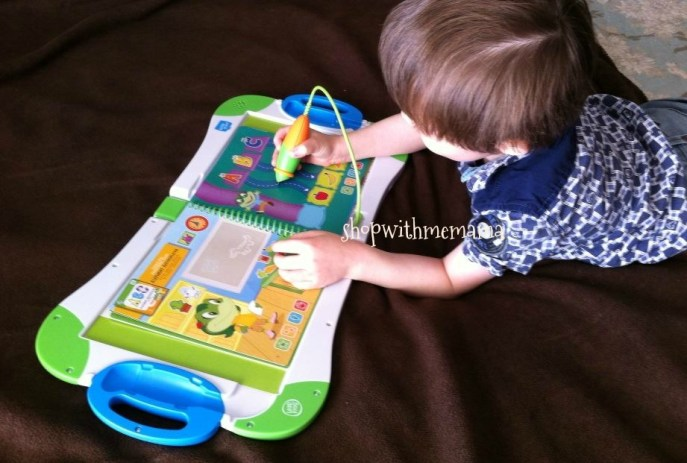 Learn How To Read With LeapFrog LeapStart™ Interactive Learning System