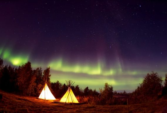 Eco-Friendly Glamping Holiday Ideas