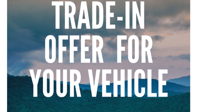 How To Get An Instant Trade-In Offer For Your Vehicle