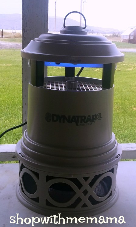 Enjoy a Bug-Free Outdoors with The DynaTrap Insect Trap
