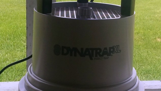 Enjoy a Bug-Free Outdoors with The DynaTrap Insect Trap!