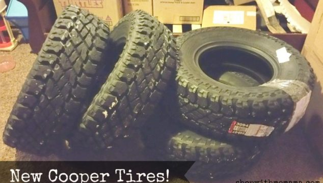 Fall Is Nearly Here! Is Your Vehicle Ready? (Cooper Tires Giveaway!)
