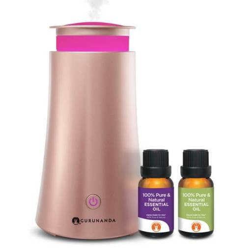 Ultrasonic Essential Oil Diffuser Is Great For The Home Or Nursery