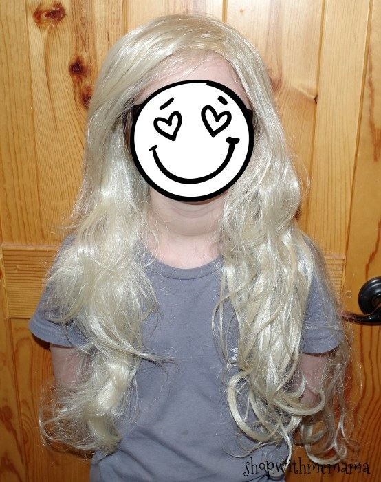 MelodySusie Hair Wigs For Halloween