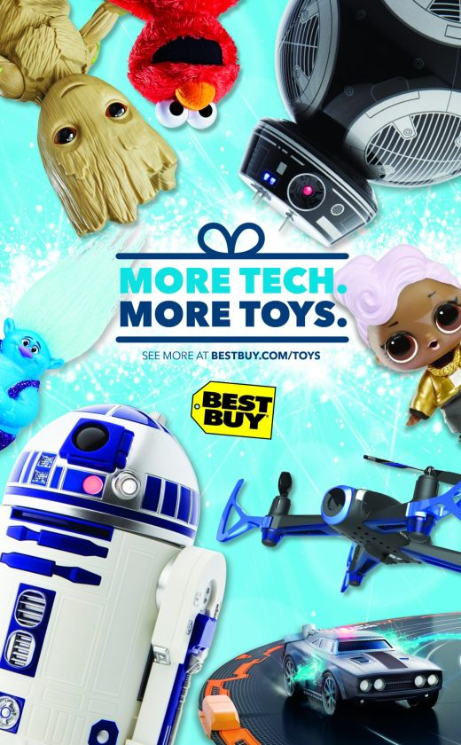 Have You Seen Best Buy's Toy Catalog?