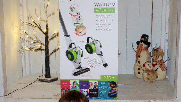 Clean Your Floors With The nugeni VAC+ (Giveaway)