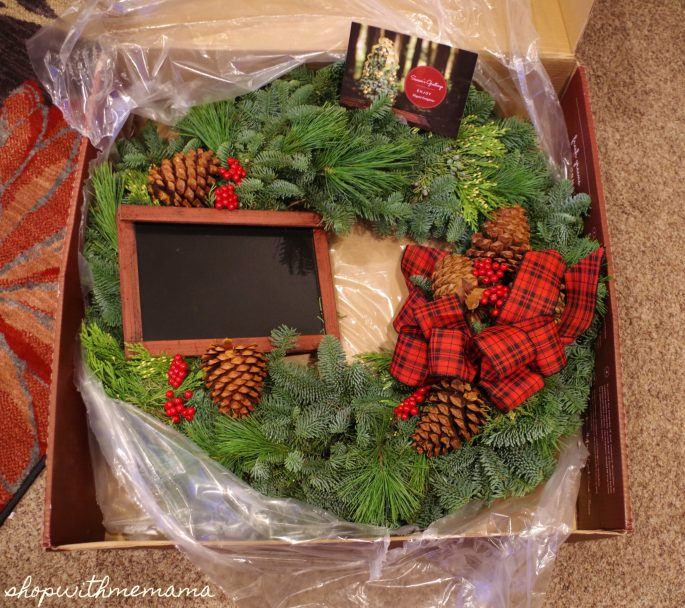 Affordable Fresh Christmas Wreaths, Centerpieces, And Holiday Gifts!