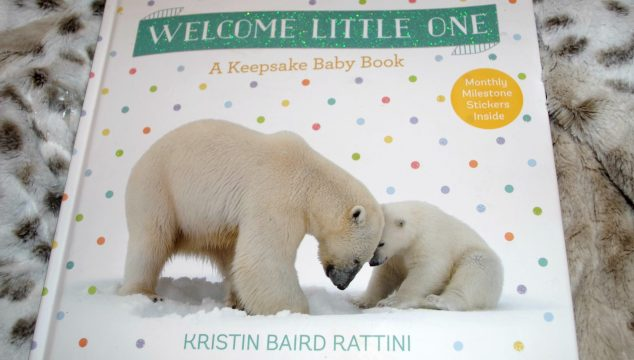 Welcome Little One:  A Keepsake Baby Book by National Geographic