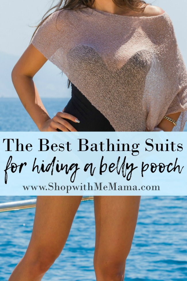 Check out these 4 Swimsuits hide belly pooch that make you look beach ready! They hide your problem areas and help you look amazing!