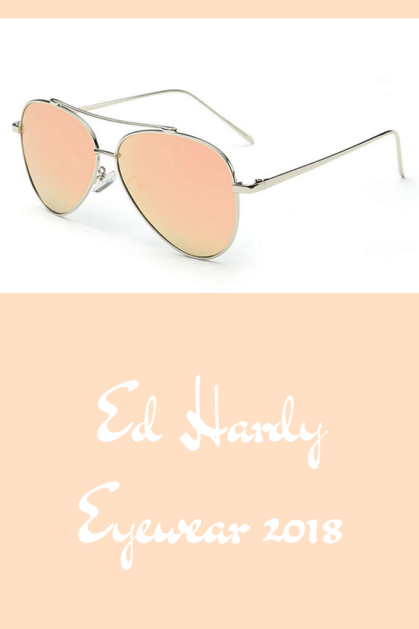 Launching Ed Hardy Eyewear 2018 | Addicted Brands