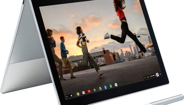 Meet Pixelbook The New High-Performance Chromebook