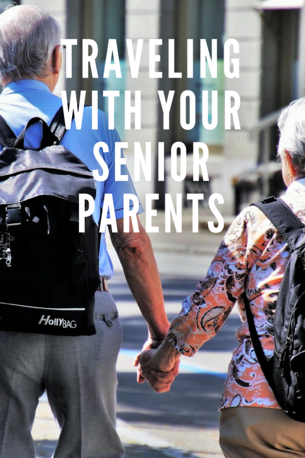 Checklist for Traveling With Your Senior Parents