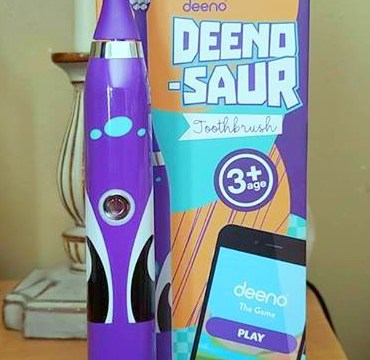 Deeno-saur Smart Children's Electric Toothbrush with App (Giveaways)