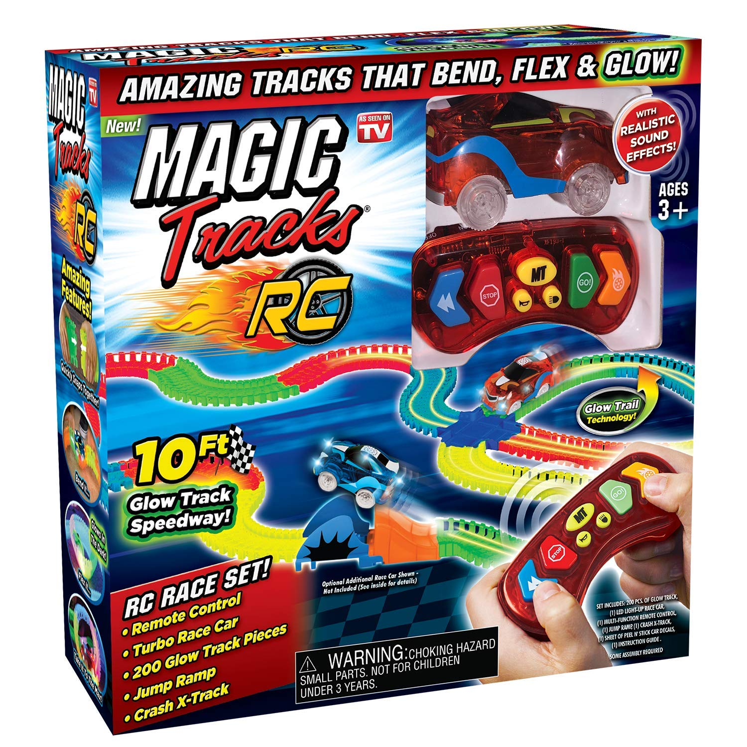 Racetrack Toy