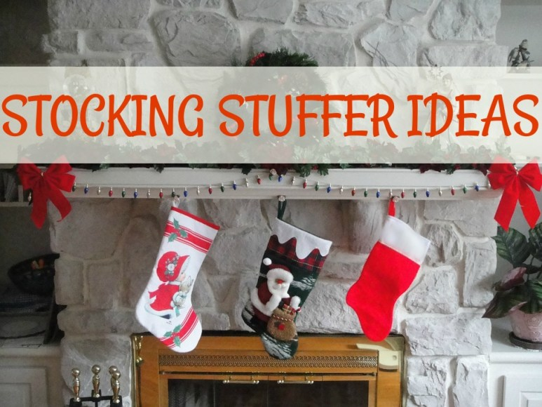 Stocking Stuffer Ideas