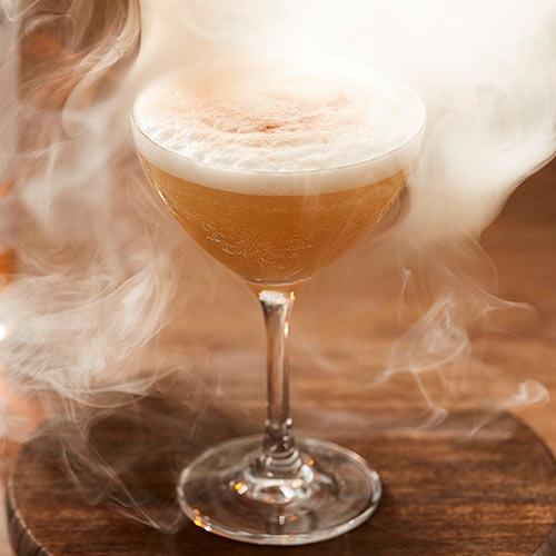 The Gunsmoke Cocktail Inspired By John Wayne