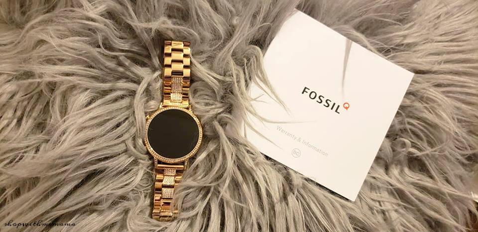 Fossil - Gen 4 Venture HR Smartwatch From Best Buy - Shop ...