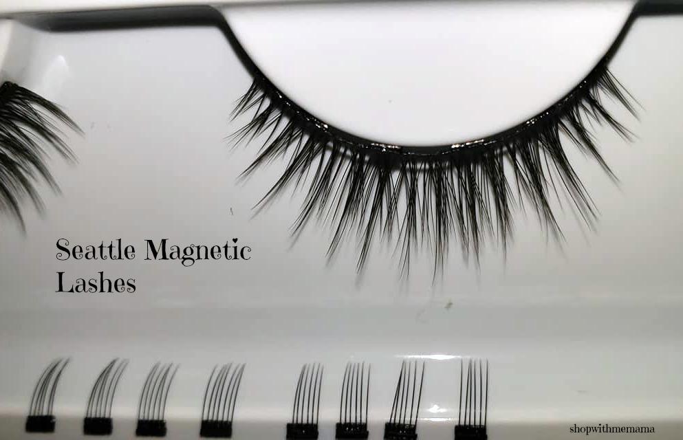 Seattle Lashliner Magnetic Lashes