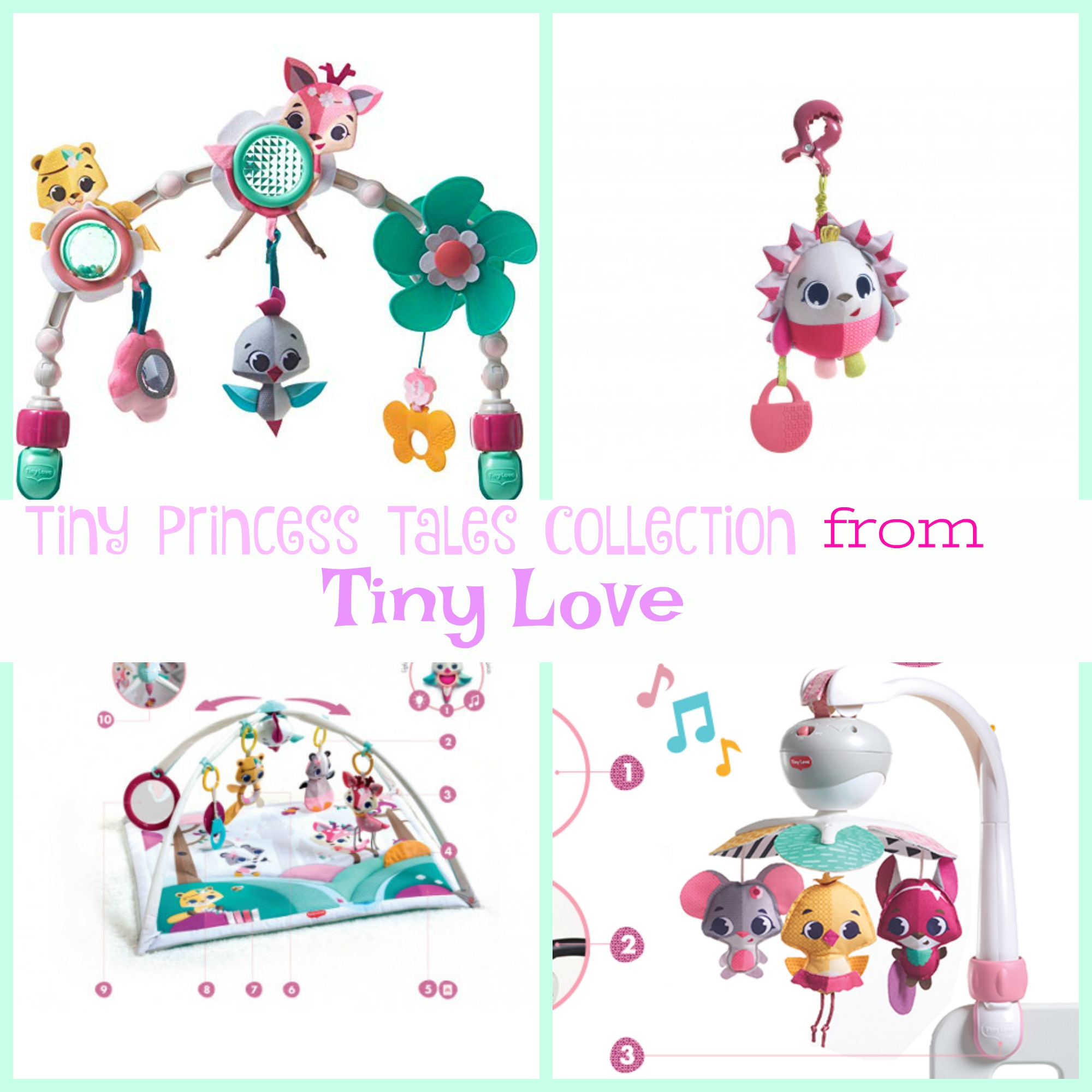 Tiny Princess Tales Collection
