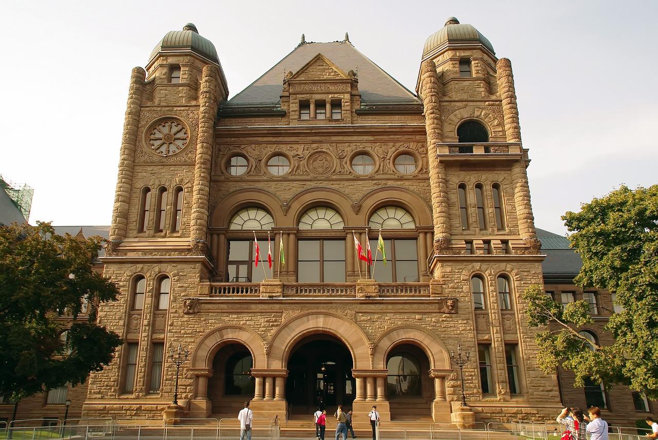 Building in Canada