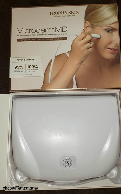 Trophy Skin Microdermabrasion