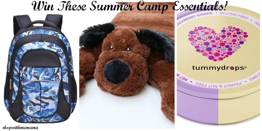 win summer camp essentials