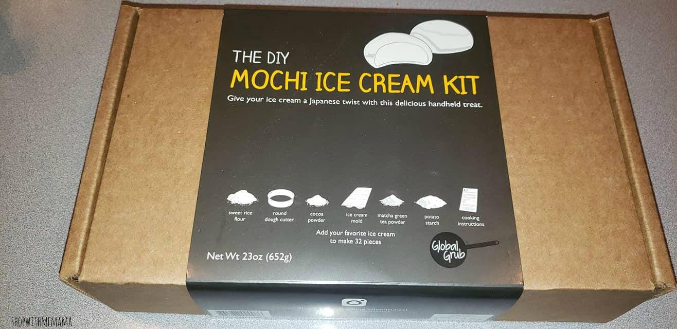 mochi ice cream kit