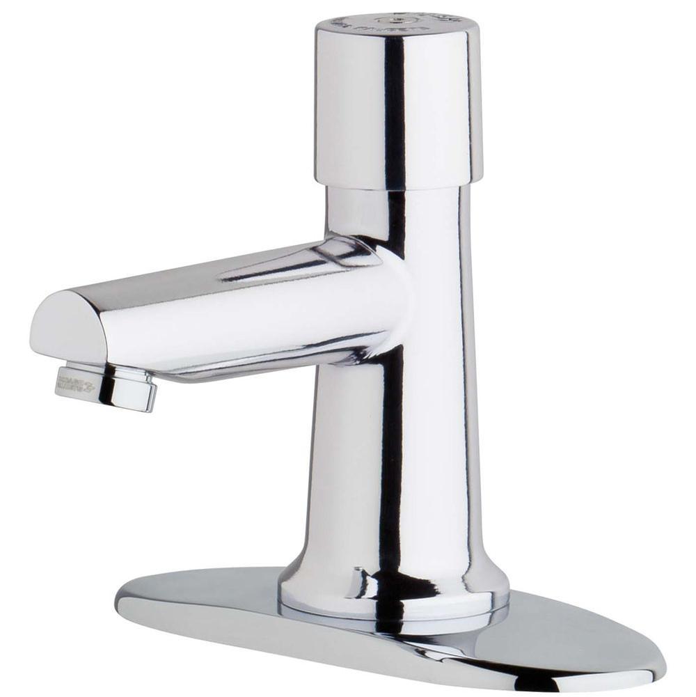 lav faucet manual metering