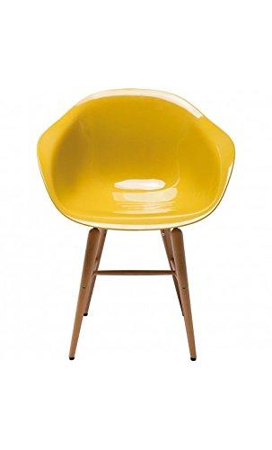 Kare Design–Sessel FORUM senf