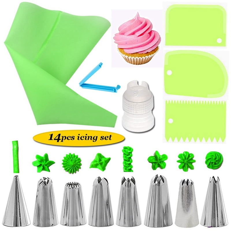 Reusable Cake Icing Baking Finishing Set