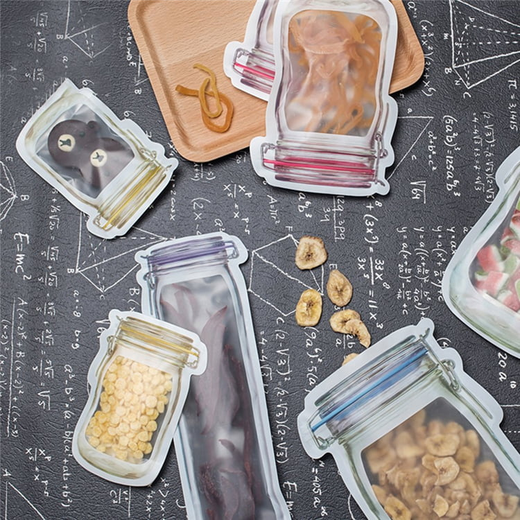 Portable Jar Storage Bag Set