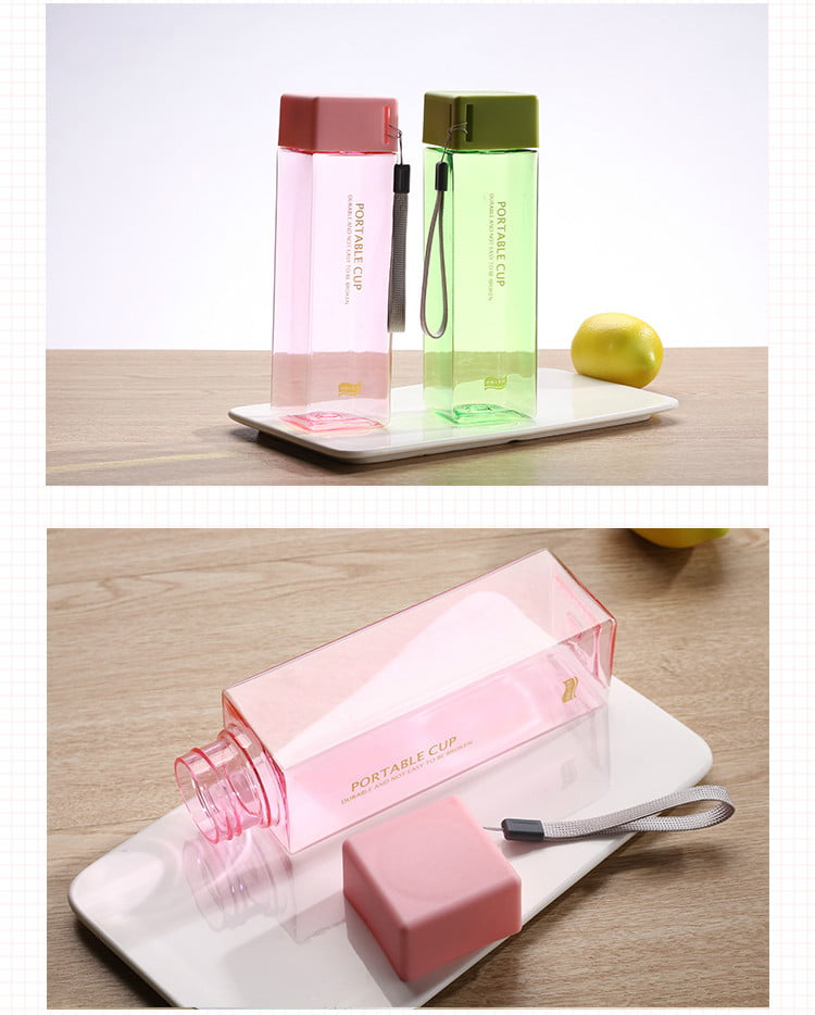 Portable Milk Water Bottle