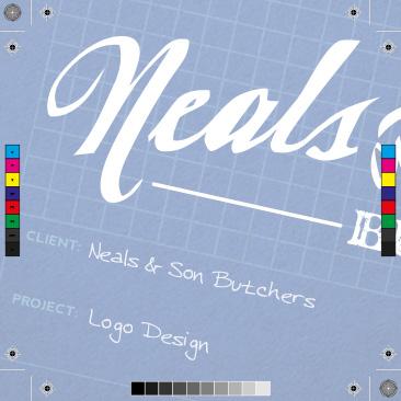 Neals Logo Design