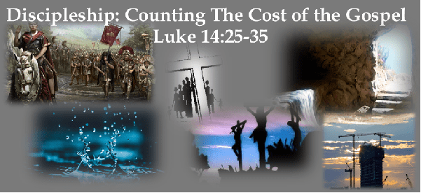 GOSPEL & DISCIPLESHIP